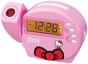 HELLO KITTY Clock (New Compact Size)
