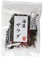 宝海草 ムソー 国内産5種の海藻サラダ 12g x2個セット
