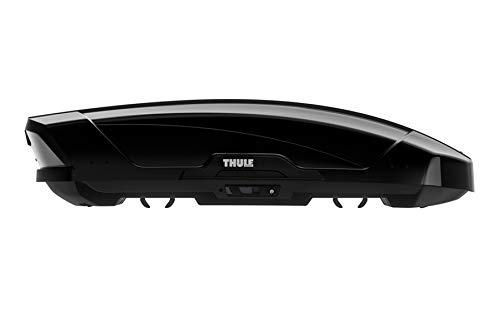 Thule Motion XT M, Cofre de montaje en techo espacioso y elegante, optimizado para facilitar su uso.
