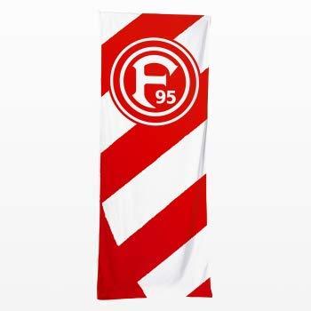 Flaggenfritze Hissflagge Groß Fortuna Düsseldorf - 120 x 300 cm