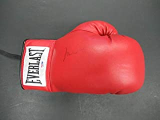 Muhammad Ali Autographed Signed Everlast Boxing Glove Autographed Signed PSA/DNA 3A59792