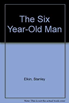 Hardcover The Six-Year-Old Man Book