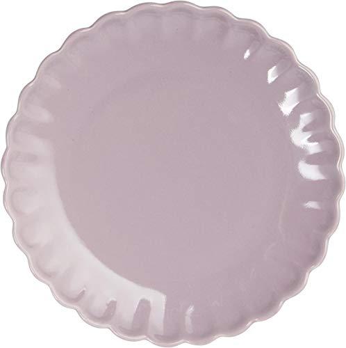 IB Laursen MYNTE Kuchenteller Lila Keramik Teller 21 cm Lavender Geschirr