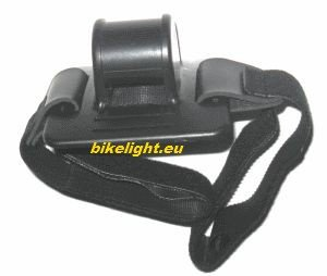 Helmhalterung für Magicshine.eu MJ-808, MJ-816 bikelight.eu 900/1000
