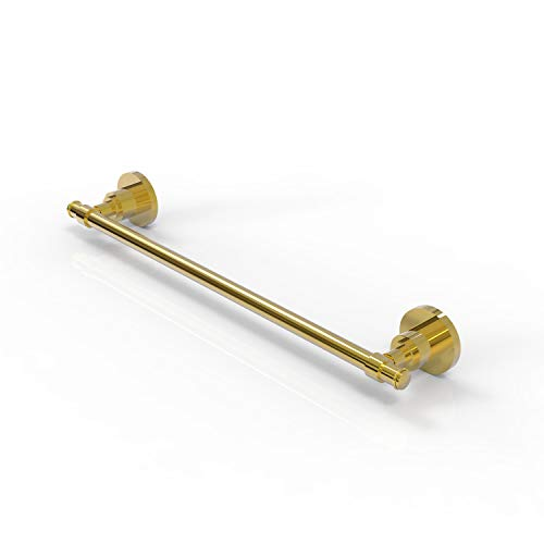 Allied Brass WS-41/24 Washington Square Collection 24 Inch Towel Bar, Polished Brass