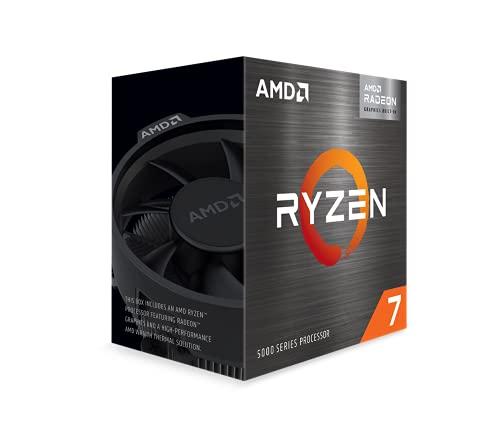 AMD Ryzen 7 5700G CPU 8C/16T, 3.80-4.60GHz, Boxed