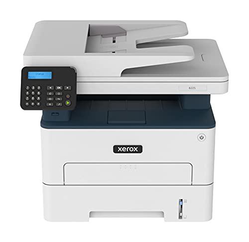 Xerox B225 Multifunzione Laser A4 - Copia/Stampa/Scansione, 34ppm, Bianco e Nero, Wireless con Stampa Fronte Retro