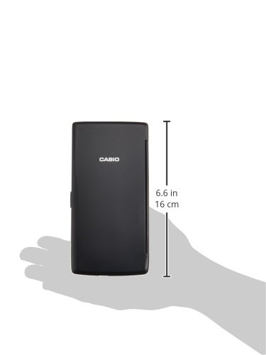 カシオプログラム関数電卓407関数10桁FX-5800P-N