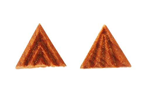 MKM Pottery Tools Stempel für Ton, klein, dreieckig, 4 Stück Sts-01 Small Triangle 1