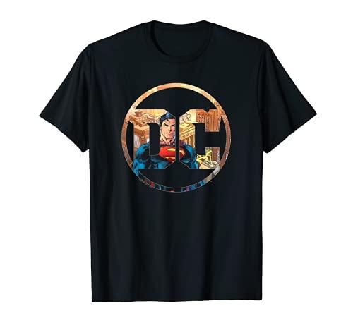 Superman DC Comics Logo Camiseta