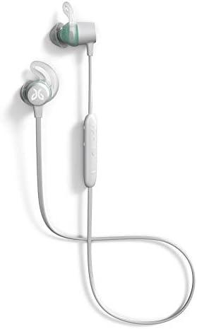 Jaybird Tarah Bluetooth Wireless Sport Headphones for Gym Training, Workouts, Fitness and Running Performance: Sweatproof and Waterproof – Nimbus Gray/Jade