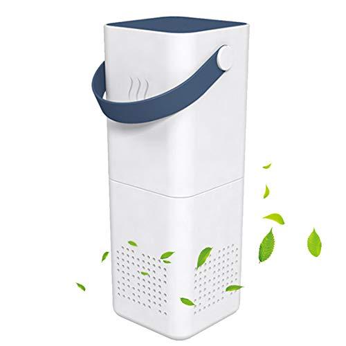 5.000mg/h Generador de Portátil del Ozono, Comercial Purificador de Aire Integrado, Generador de Ozono Coche, Generador de Ozono Purificador, Generador de Ozono