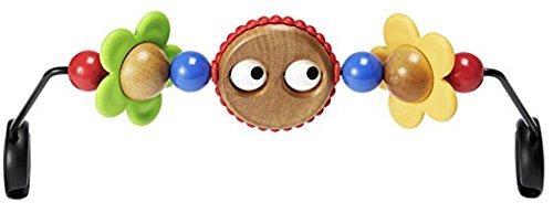 Babybjörn 080500 - Holzspielzeug für Babysitter, Fröhliche Augen
