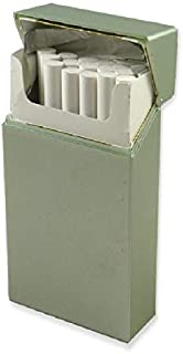 Hard Box Full Pack Cigarette Case (100's) (Ships Assorted Colors) by Fess Products