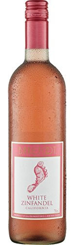 6x 0,75l - Barefoot - White Zinfandel - Kalifornien - Rosé-Wein lieblich