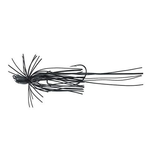 ティムコ(TIEMCO) ルアー PDL ベイトフィネスジグエボ 3.5g #01 ブラック