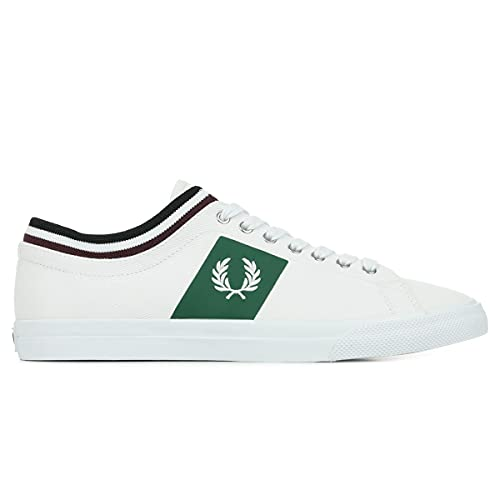 Fred Perry Underspin Tipped Cuff Twil B7106183, Deportivas - 42 EU