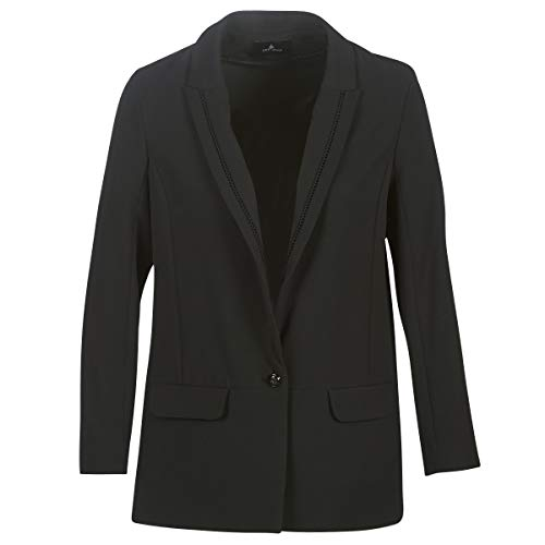 One Step Vibeka Jacken Damen Schwarz - DE 38 (EU 40) - Jacken/Blazers Outerwear