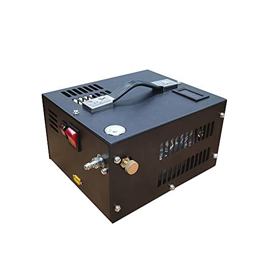12V Portable Pcp Air Compressor with Transformer High...