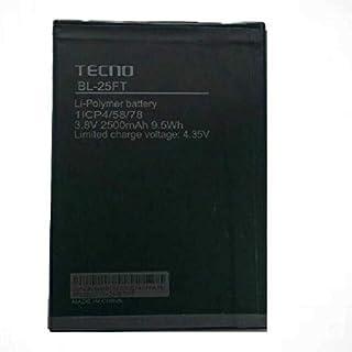 Tecno W3 Phone Battery BL-25FT