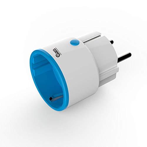 NEO COOLCAM NAS-WR01ZE Enchufe Enchufe Adaptador Inteligente Enchufe Control Remoto Inalámbrico Compatible con Z-wave 300 Series y Domótica Serie 500 para Smart Home
