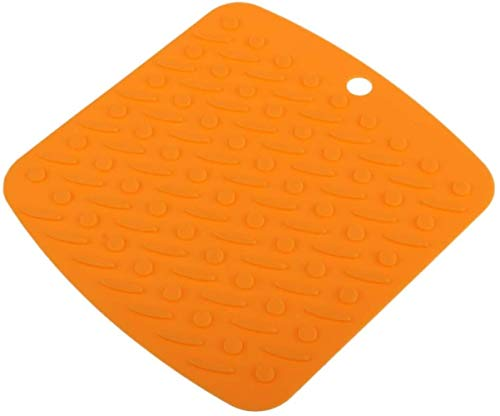 NOBRAND 1 Stuk Siliconen Plaats Mat Placemat Hot Pot Houder Coaster Mat Pad Voor Cup Servies