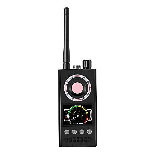 Kacsoo Wanzen Detektor RF Wireless Anti-Spion Kabellos RF-Signaldetektor Fehler GSM GPS-Tracker Versteckte Kamera Abhörgerät Military Professional Version RF-Signaldetektor