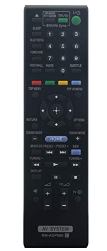 ALLIMITY RM-ADP090 Reemplace el Mando a Distancia por Sony 3D BLU-Ray Home...