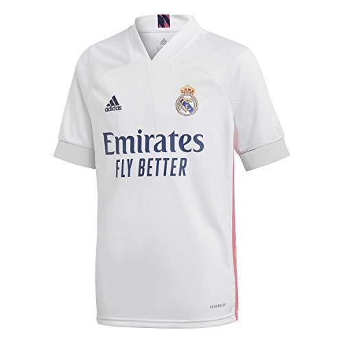 Real Madrid Adidas Maillot Officiel Saison 2020/21 pour Enfa