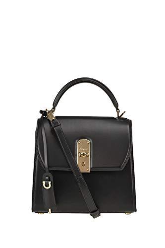 Luxe Mode | Salvatore Ferragamo Womens MCGLBRE0000G7131E Zwart Handtas | Seizoen Outlet
