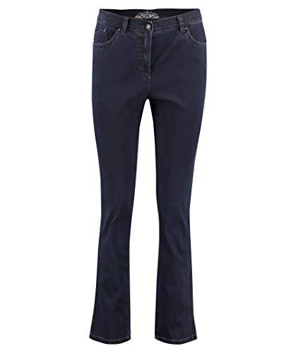 Raphaela by Brax Damen Style Ina Fay Super Dynamic Jeans, Dark, 44 EU
