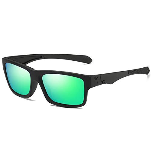 Sunglasses Polarized Sunglasses Men's Driving Shades Male Sun Glasses For Men Retro Cheap NEW Luxury Brand Designer Oculos Green