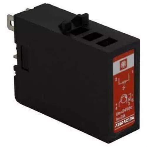 Telemecanique Sensors ABS7SC3BA Rele Estatico Salida, 24 V CC Tensión de Salida, Caja de 4
