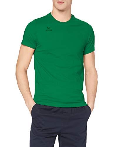 erima Herren T-Shirt Teamsport, smaragd, S, 208334