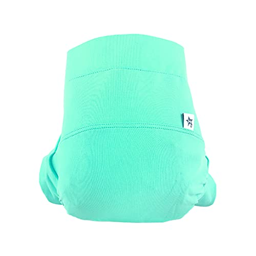 Couche lavable - réutilisable Hamac saine pour bébé et l'environnement - Coloris : Paradisio - Taille L (9-17 kg)