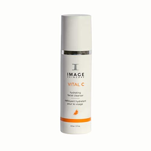 IMAGE Skincare Vital C Hydrating Facial Cleanser, 6 Fl Oz