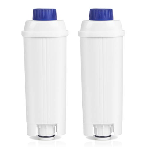 HEIMUNI Wasserfilter Ersatz für Kaffeevollautomaten DLSC002 Filter, Filterpatronen für Kaffemaschinen BCO, ECAM, Esam, ETAM