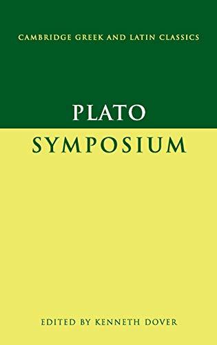 Plato: Symposium (Cambridge Greek and Latin Classics) (Greek Edition)