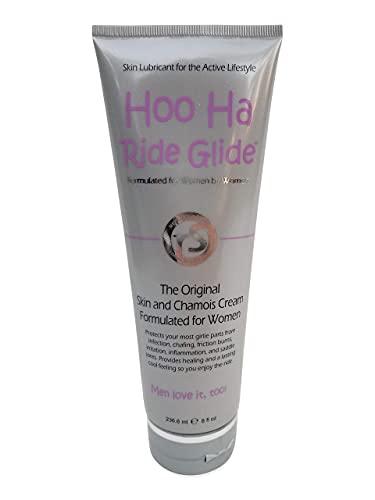 Hoo Ha Ride Glide Chamois Cream for Women 8 ounce