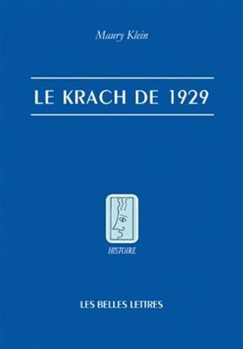 Le Krach de 1929