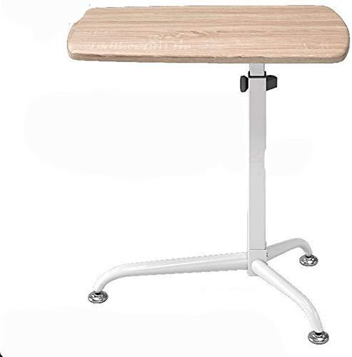 JCCOZ-URG Maschinen Teile Laptoptisch Podium Mobiltisch Sprechen Schreibtisch Lehrer Training Schreibtisch Einfache stehende Lift Schreibtisch Einfache Stand-up Desk Nachttisch Laptop Überbettetisch J