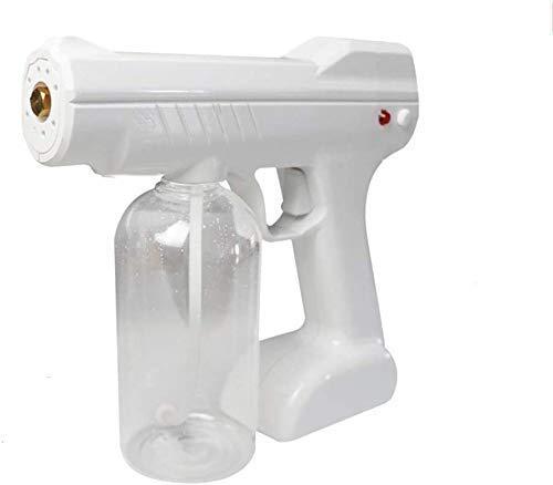 EW&HU Pistola de pulverización de esterilización Pistola de pulverización de tamaño pequeño Tamaño de la esterilización 800ml Desinfectante multifuncional Multifuncional Pulverizador de alcohol portát