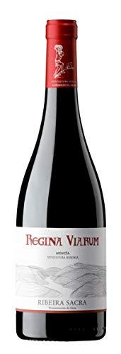 Botella de Vino Tinto Joven Regina Viarum Mencia 100% Denominación Ribeira Sacra