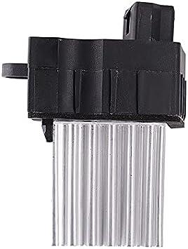 Resistencia del motor 64116923204 64116929580 Motor de ventilador eléctrico del automóvil Resistor de motor de ventilador compatible con B-M-W E46 E39 E83 E53 X5 X3 M5 3 5 Serie 64118364173 Piezas de
