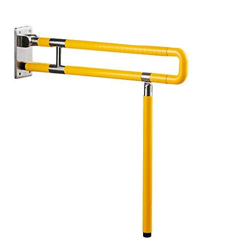 Peixia Toilettenschüssel Handlauf, ältere Behinderte, barrierefreie Sicherheitsgeländer, zusätzliche Handlauf, Badezimmer WC
