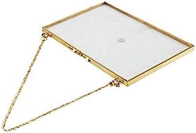 Antique Brass Vintage Corner Cupboard chest Home Decor Hardware tripod easel