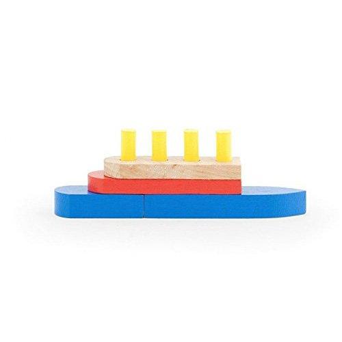 Kikkerland Matchbox Boat Model Kit