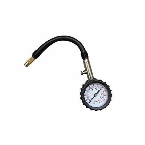 Genaues Langen Schlauch-Auto-Auto-Fahrrad-Motor-Reifen-Luftdruckmessgerät Meter Fahrzeug Tester Monitoring System Regard L