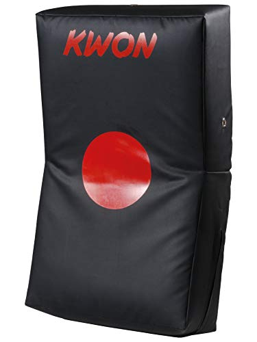 Kwon Schlagkissen 60 cm Schlagpolster Trittkissen Soft für Starter 4093000 SV, Krav MAGA, Self Defence, Kickboxen, Karate, MMA, Muay Thai. Taekwondo,