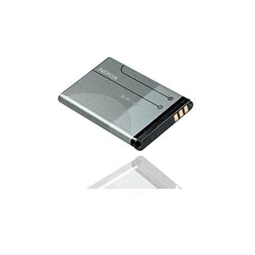 ORIGINAL Akku accu Batterie battery für Nokia 6104, 6125, 6126, 6131, 6170, 6260, 6300, 6300i, 6316, 7200, 7205, 7208, 7270, 7705, 8208, X2-00 - 860mAh - Li-Ionen - (BL-4C)
